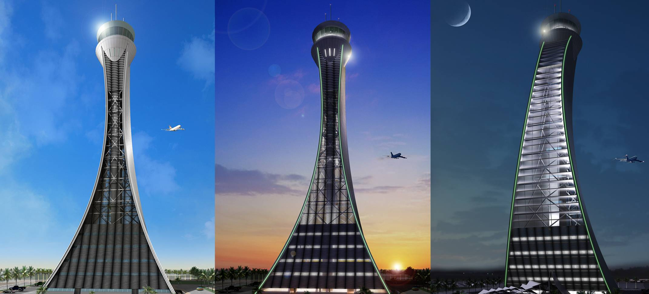 Abu Dhabi Airport - Air Traffic Control Expansion