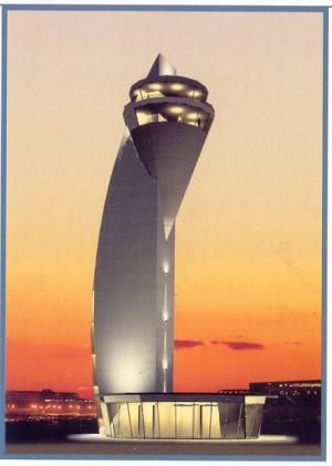 Bahrain International Airport New Control Tower, Bahrain