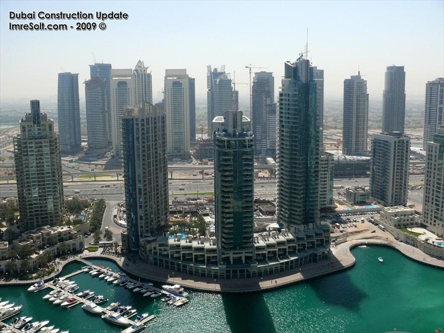 Marinascape, Dubai Marina