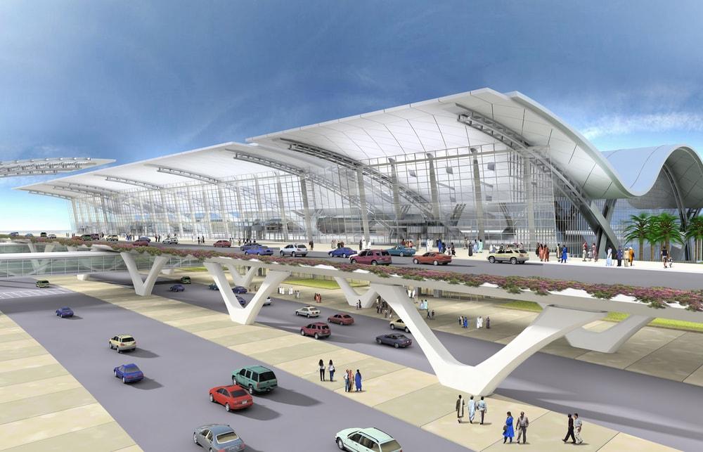 New Doha International Airport - CP 21