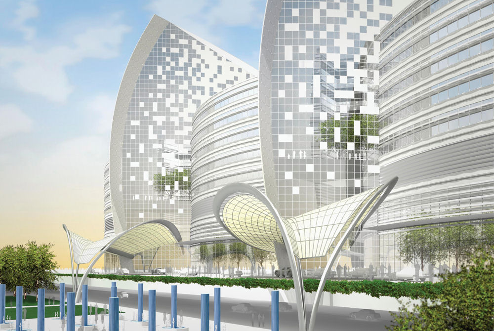 Sidra Hospital, Doha Qatar