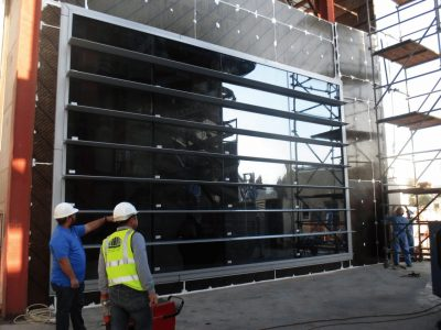 Curtain Wall Laboratory Testing image