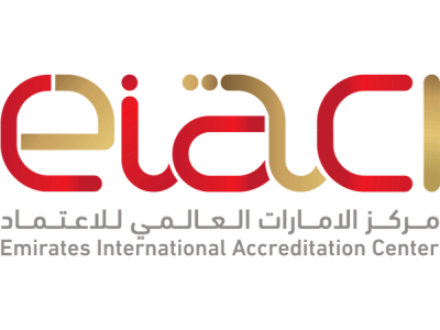 Emirates International Accreditation Center logo image