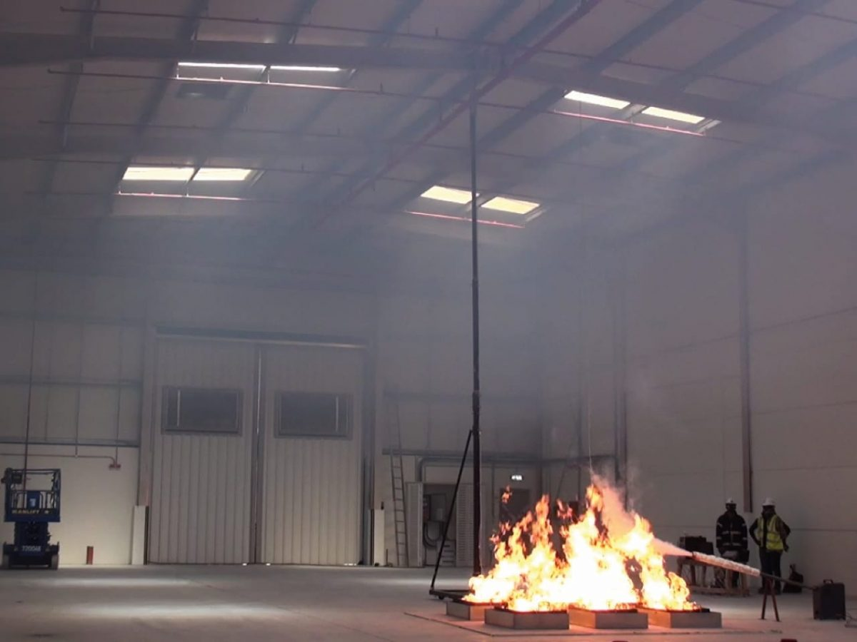Hot Smoke Testing image