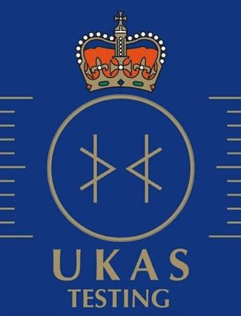 UKAS logo image